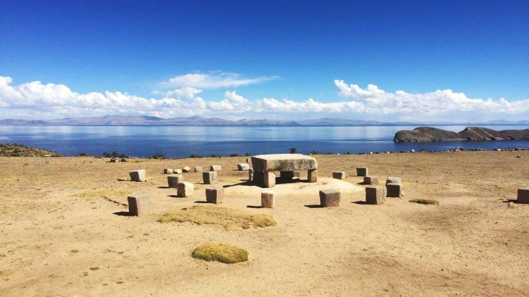 Isla del Sol ruins 2